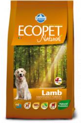 Сухой корм Ecopet natural lamb mini 12 кг