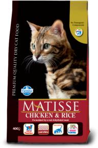 Сухой корм MATISSE CHICKEN&RICE 1,5 кг
