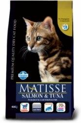 Сухой корм MATISSE SALMON&TUNA 1,5 кг