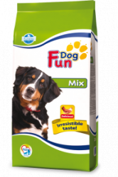 Сухой корм FUN DOG MIX 3 кг