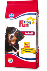 Сухой корм FUN DOG ADULT 3 кг