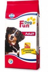 Сухой корм FUN DOG ADULT 10 кг