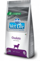 Сухой корм Vet Life Dog OXALATE 2 кг