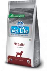 Сухой корм Vet Life Dog Hepatic 12 кг