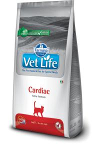Сухой корм Vet Life Cat CARDIAC 2 кг