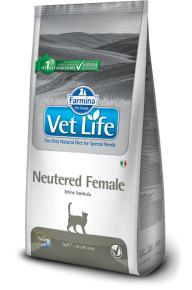 Сухой корм Vet Life Cat Neutered Female 5 кг