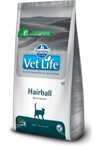 Сухой корм Vet Life Cat Hairball 10 кг