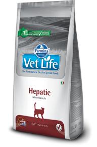 Сухой корм Vet Life Cat Hephatic 2 кг