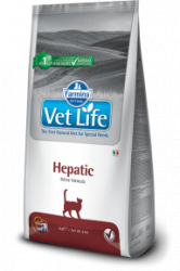 Сухой корм Vet Life Cat Hephatic 2 кг