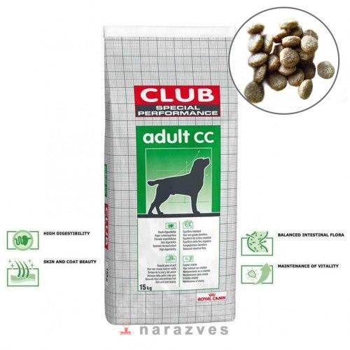 Сухой корм Royal Canin Club Adult CC НА РАЗВЕС 100г