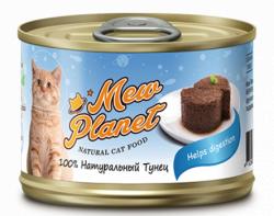 Паштет Pettric New Planet тунец 100%, 160г