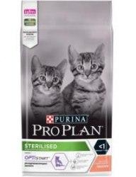 Сухой корм Pro Plan для стерилизованных котят с лососем НА РАЗВЕС 100г