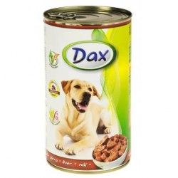 Консерва Dax для собак с печенью, 1240г