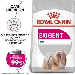 Сухой корм Royal Canin Mini Exigent НА РАЗВЕС 100г