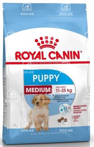 Сухой корм Royal Canin MEDIUM PUPPY НА РАЗВЕС 100г, для щенков