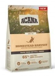 Сухой корм ACANA HOMESTEAD HARVEST Cat (Курица, индейка) 1,8 кг