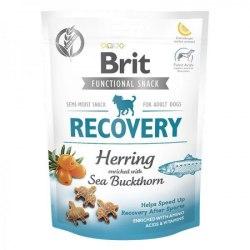 Лакомство Brit Care Dog Functional Snack Recovery с селедкой (Восстановление) 150 g
