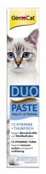 Паста Gimborn мультивитаминная тунец+12 витамин для кошек 50г