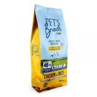 Сухой корм Pet's Brunch для взрослых собак мелких пород 4 кг