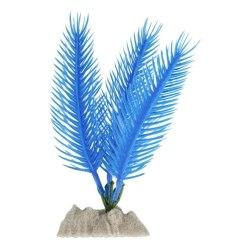 Растение GloFish S синее