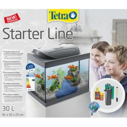 Аквариумный комплект Tetra Starter Line LED 30L Goldfish