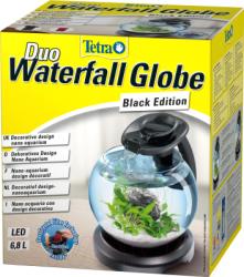 Аквариумный комплект Tetra Duo Waterf Globe LED bk 6,8L