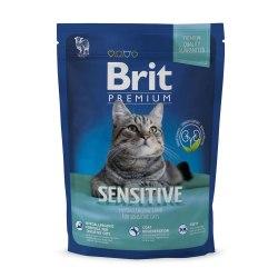 Сухой корм Brit 1,5кг Premium Cat Sensitive