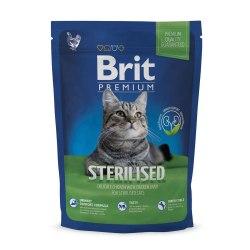 Сухой корм Brit 1,5кг Premium Cat Sterilised