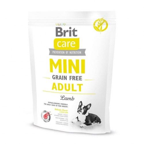 Сухой корм Brit 400г Care MINI GF Adult Lamb