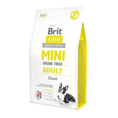 Сухой корм Brit 2 кг Care MINI GF Adult Lamb