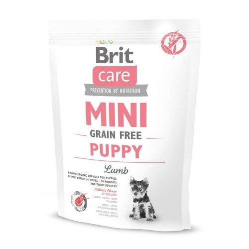Сухой корм Brit 400г Care MINI GF Puppy Lamb