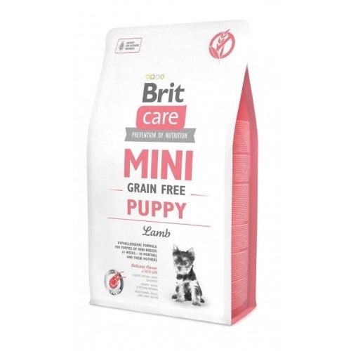 Сухой корм Brit 2кг Care MINI GF Puppy Lamb