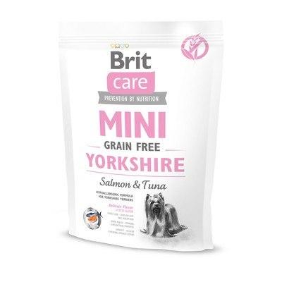 Сухой корм Brit 400г Care MINI GF Yorkshire
