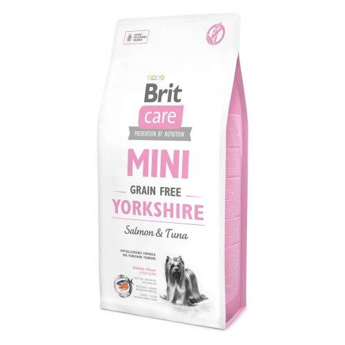 Сухой корм Brit 7кг Care MINI GF Yorkshire