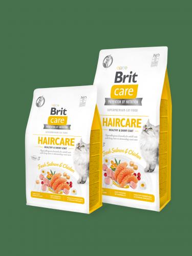 Сухой корм Brit 7кг Care Cat GF Sensitive Healthy Digestion & Delicate Taste