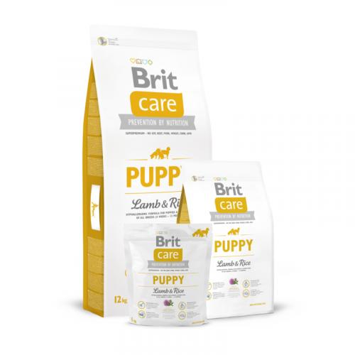Сухой корм Brit 12кг Care Puppy All Breed