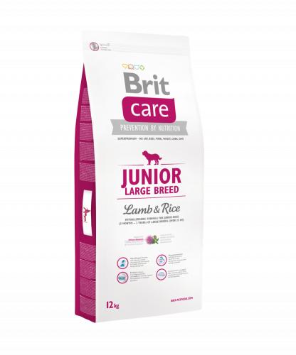 Сухой корм Brit 3кг Care Junior Large Breed