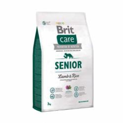 Сухой корм Brit 3кг Care Senior All Breed