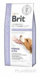 Сухой корм Brit 12кг VDD Gastrointestinal Herring & Pea