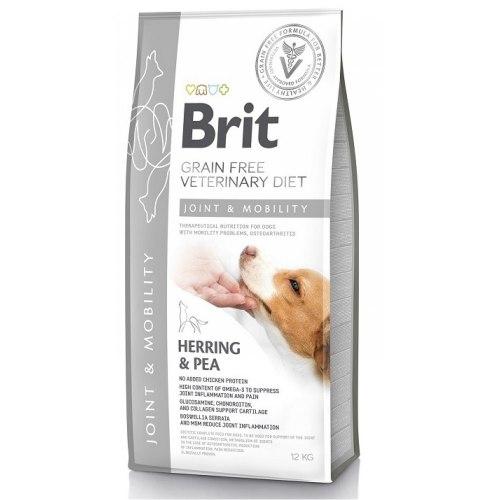 Сухой корм Brit 12 кг VDD Join & Mobility Herring & Pea