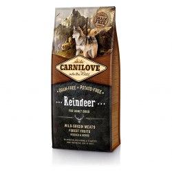 Сухой корм Carnilove 12 кг Reindeer for Adult