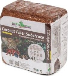Субстрат Repti-Zoo кокосовый тропический, 4л, мелкая фракция
