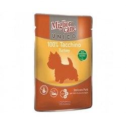 Паштет Miglior cane для собак мелких пород с индейкой, 100г