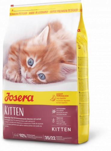 Сухой корм Josera Kitten (Kitten 35/22) 2 кг