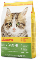 Сухой корм Josera Kitten Grainfree 2 кг