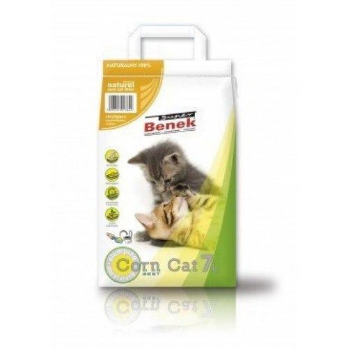 Наполнитель S.Benek 38 л.(24 кг) Corn Cat