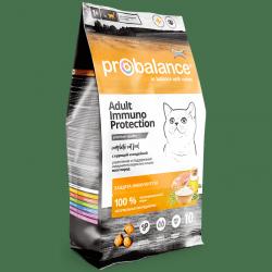 Сухой корм ProBalance Immuno корм для кошек (курица-индейка) 10 кг