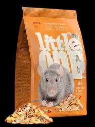 Корм Little One для крыс, 900 г.