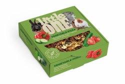 Лакомство-игрушка Little One Пицца с овощами, для всех видов грызунов , 55 г
