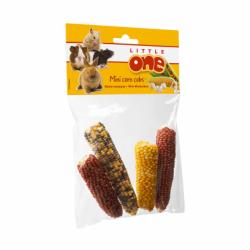 Лакомство Little One Мини-кукуруза, для всех видов грызунов , пакет, 130 г